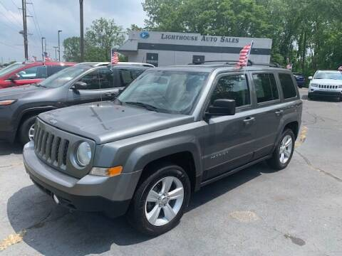 2014 Jeep Patriot for sale at Lighthouse Auto Sales in Holland MI