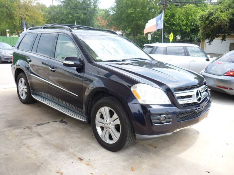 2008 Mercedes-Benz GL-Class for sale at Auto Outlet Inc. in Houston TX