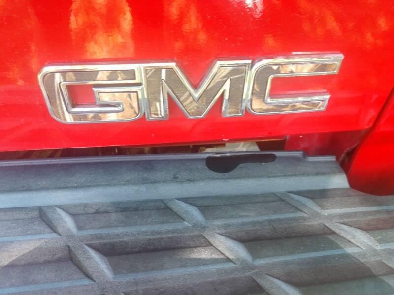 2011 GMC Sierra 1500 4x4 SLE 4dr Extended Cab 6.5 ft. SB - Pittsfield MA