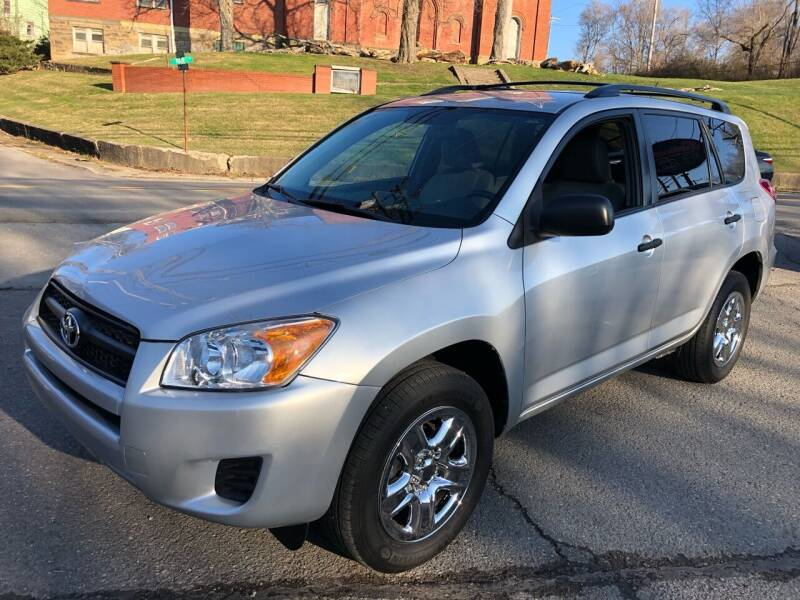 2012 Toyota RAV4 for sale at SARRACINO AUTO SALES INC in Burgettstown PA