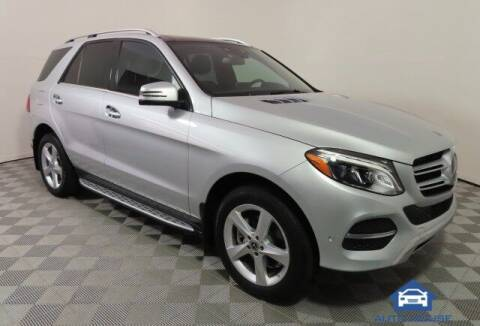 2018 Mercedes-Benz GLE for sale at Autos by Jeff Scottsdale in Scottsdale AZ
