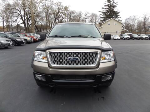 2004 Ford F-150 for sale at Goodman Auto Sales in Lima OH