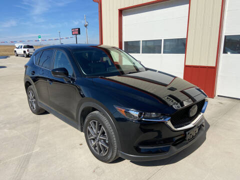 2018 Mazda CX-5 for sale at SCOTT LEMAN AUTOS in Goodfield IL
