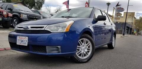 2009 Ford Focus for sale at Bay Auto Exchange in San Jose CA