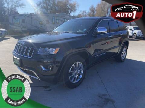 2014 Jeep Grand Cherokee for sale at Street Smart Auto Brokers in Colorado Springs CO