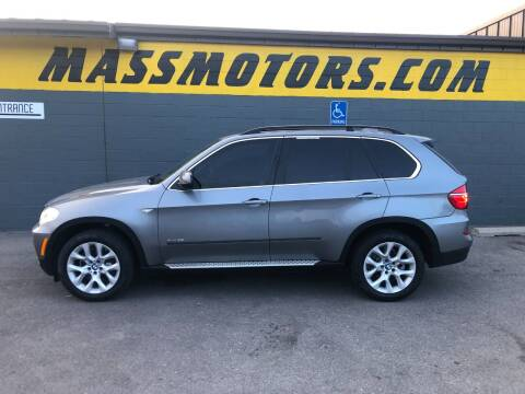 2013 BMW X5 for sale at M.A.S.S. Motors - Fairview in Boise ID