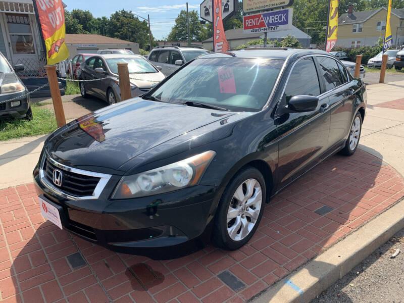 2010 Honda Accord for sale at Viscuso Motors in Hamden CT