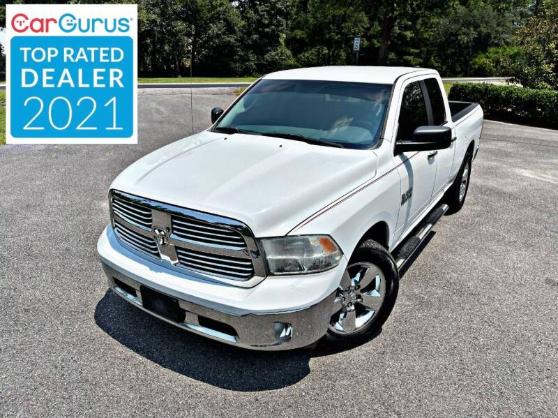 2014 RAM Ram Pickup 1500 for sale at Brothers Auto Sales of Conway in Conway SC