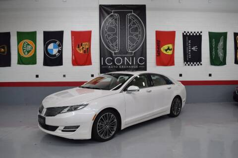 2015 Lincoln MKZ Hybrid for sale at Iconic Auto Exchange in Concord NC