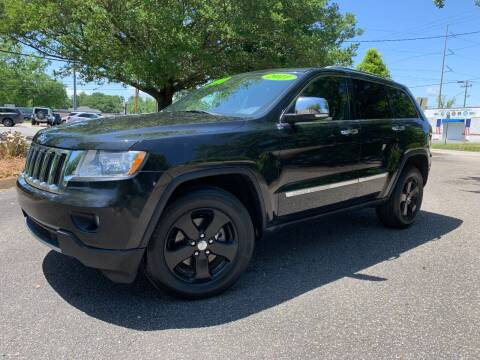2011 Jeep Grand Cherokee for sale at Seaport Auto Sales in Wilmington NC