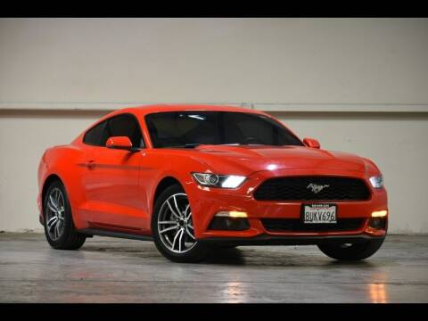 2015 Ford Mustang for sale at MGI Motors in Sacramento CA