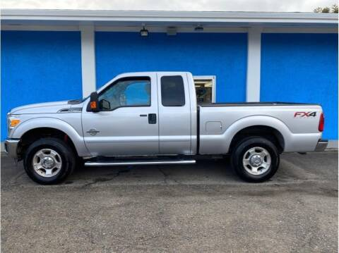 2013 Ford F-250 Super Duty for sale at Khodas Cars in Gilroy CA
