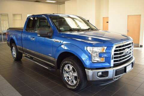2015 Ford F-150 for sale at BMW OF NEWPORT in Middletown RI