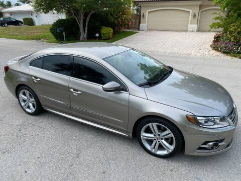 2014 Volkswagen CC for sale at Exceed Auto Brokers in Lighthouse Point FL