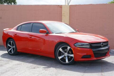 2017 Dodge Charger for sale at Concept Auto Inc in Miami FL