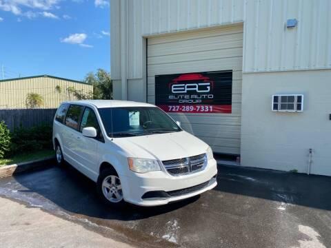 2013 Dodge Grand Caravan for sale at Elite Auto Group LLC in Pinellas Park FL