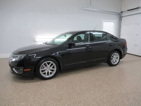 2011 Ford Fusion for sale at HTS Auto Sales in Hudsonville MI