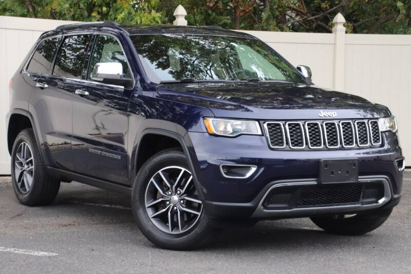 2017 Jeep Grand Cherokee for sale at Jersey Car Direct in Colonia NJ