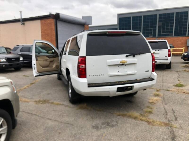 2010 Chevrolet Suburban for sale at MEGA MOTORS GROUP in Redford MI