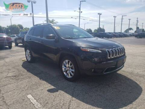 2016 Jeep Cherokee for sale at GATOR'S IMPORT SUPERSTORE in Melbourne FL