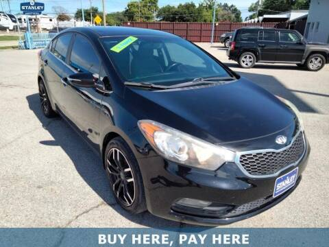 2014 Kia Forte for sale at Stanley Direct Auto in Mesquite TX
