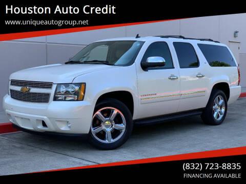 2012 Chevrolet Suburban for sale at Houston Auto Credit in Houston TX