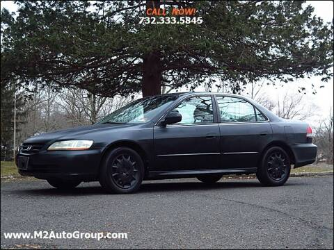 2001 Honda Accord for sale at M2 Auto Group Llc. EAST BRUNSWICK in East Brunswick NJ