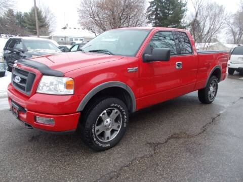 2004 Ford F-150 for sale at Jenison Auto Sales in Jenison MI