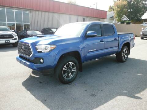 2018 Toyota Tacoma for sale at Affordable Automotive, LLC in Bristol TN
