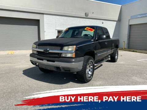 2003 Chevrolet Silverado 1500 for sale at Mid City Motors Auto Sales - Mid City South in Fort Myers FL