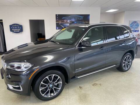 2017 BMW X5 for sale at Used Car Outlet in Bloomington IL
