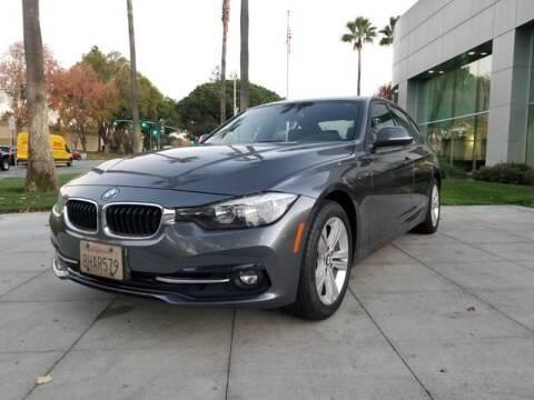 2016 BMW 3 Series for sale at Top Motors in San Jose CA