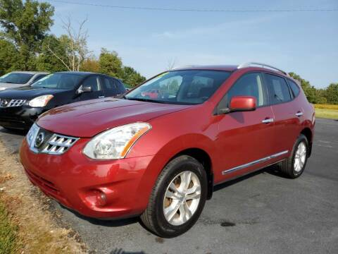 2013 Nissan Rogue for sale at Pack's Peak Auto in Hillsboro OH