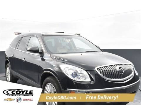 2011 Buick Enclave for sale at COYLE GM - COYLE NISSAN - New Inventory in Clarksville IN