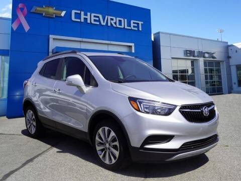 2017 Buick Encore for sale at Bellavia Motors Chevrolet Buick in East Rutherford NJ