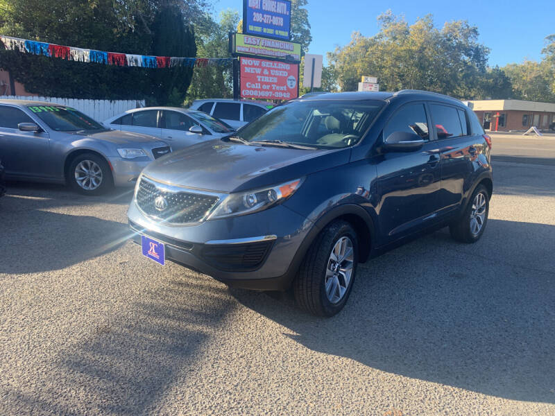 2015 Kia Sportage for sale at Right Choice Auto in Boise ID