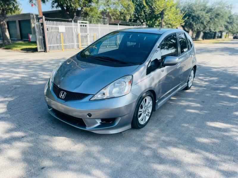 2010 Honda Fit for sale at High Beam Auto in Dallas TX