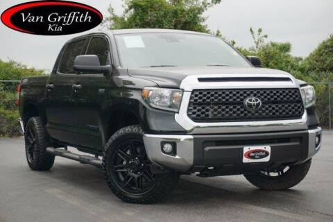 2020 Toyota Tundra for sale at Van Griffith Kia Granbury in Granbury TX