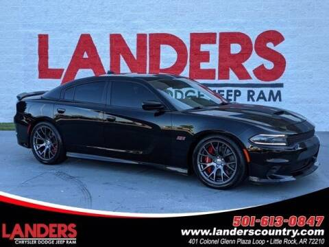 2016 Dodge Charger for sale at The Car Guy powered by Landers CDJR in Little Rock AR