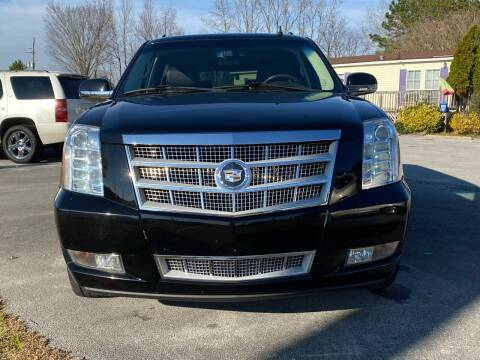 2011 Cadillac Escalade ESV for sale at Washington Motor Company in Washington NC