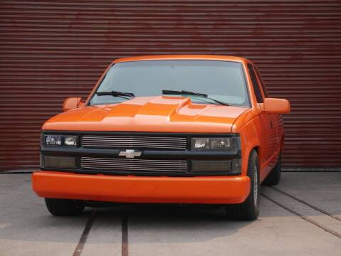 1995 Chevrolet C/K 1500 Series for sale at Sierra Classics & Imports in Reno NV