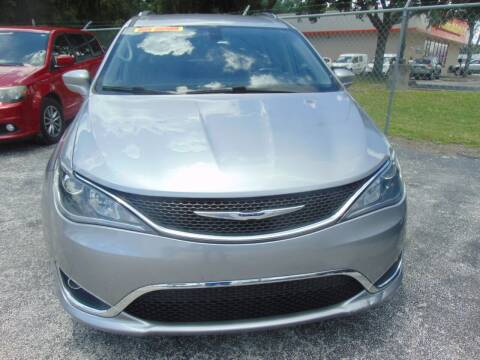 2019 Chrysler Pacifica for sale at Payday Motor Sales in Lakeland FL