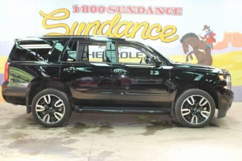 2020 Chevrolet Tahoe for sale at Sundance Chevrolet in Grand Ledge MI