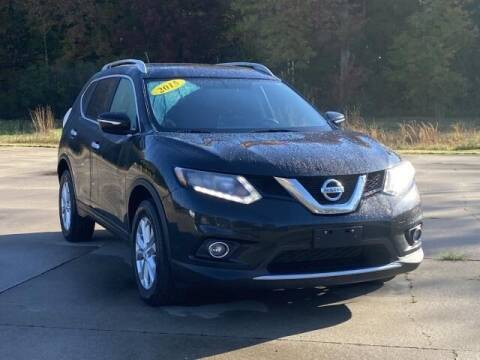 2015 Nissan Rogue for sale at Betten Baker Preowned Center in Twin Lake MI