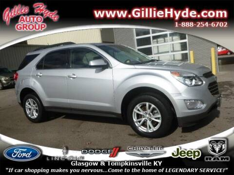2016 Chevrolet Equinox for sale at Gillie Hyde Auto Group in Glasgow KY