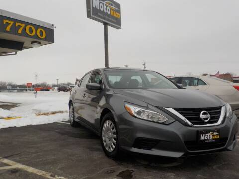 2016 Nissan Altima for sale at MotoMaxx in Spring Lake Park MN