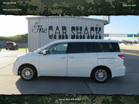 2012 Nissan Quest for sale at The Car Shack in Corpus Christi TX