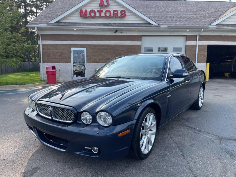 2008 Jaguar XJ-Series for sale at A 1 Motors in Monroe MI