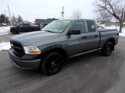 2012 RAM Ram Pickup 1500 for sale at Ideal Auto Sales, Inc. in Waukesha WI