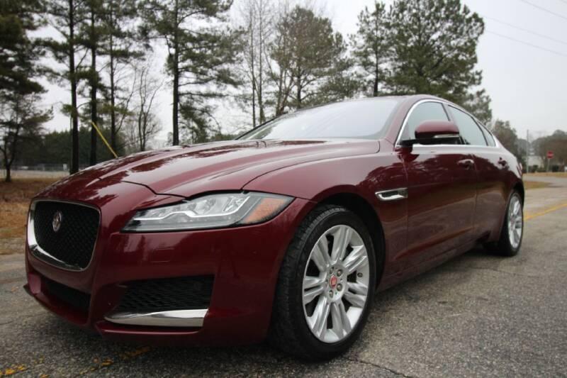 2016 Jaguar XF for sale at Oak City Motors in Garner NC